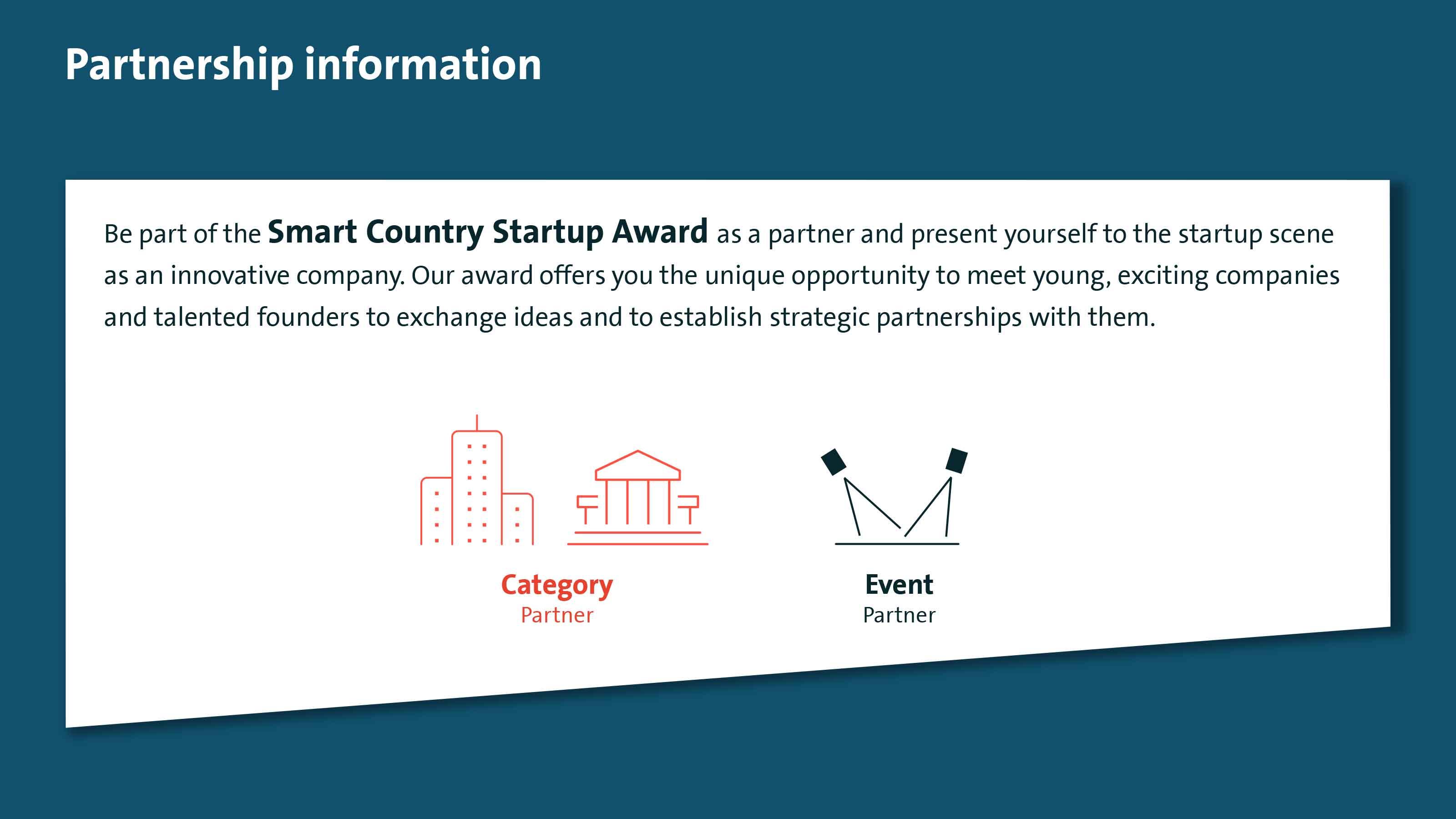 Partnership information