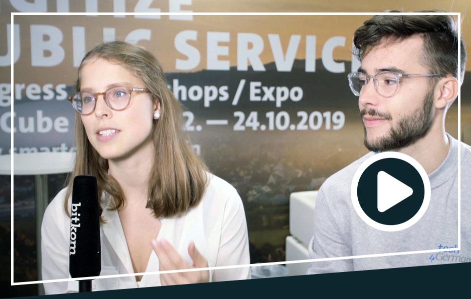 Interview mit Tech4Germany über agile Softwareentwicklungen in der Verwaltung
