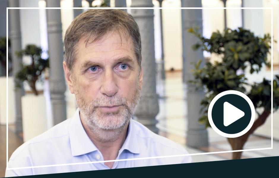 Interview mit Klaus Poensgen über Deutschlands Fortschritte auf dem Weg zum Smart Country