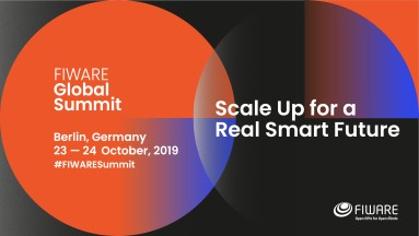 Become a Frontrunner of Digital Transformation at the FIWARE Global Summit in Berlin
